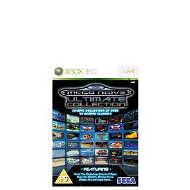Sega Mega Drive Ultimate Collection (Xbox 360)