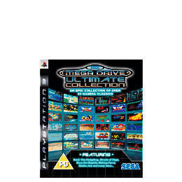 Sega Mega Drive Ultimate Collection (PS3) Reviews