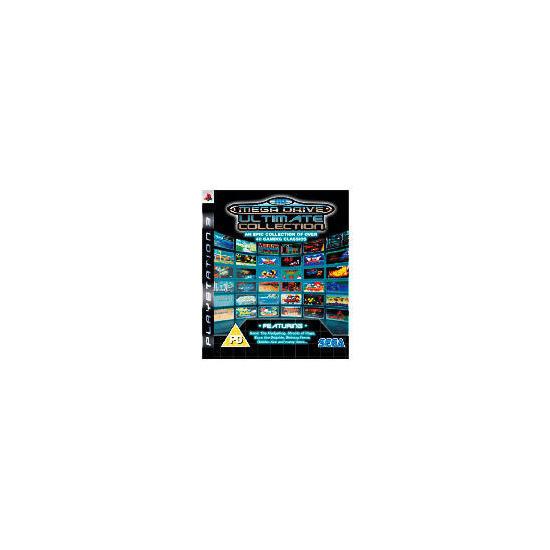 Sega Mega Drive Ultimate Collection (PS3)