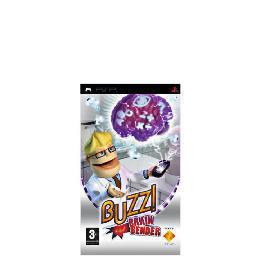 Buzz! Brain Bender (PSP) Reviews