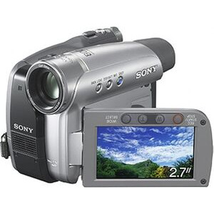 Photo of Sony DCR-HC44E Camcorder