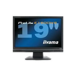 """Photo of Iiyama 19"""" E1900W-B1 Monitor"""
