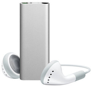 Photo of Apple iPod Shuffle 4GB 3RD Generation MP3 Player