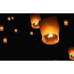 Photo of Flying Lanterns - 4 Pack Gadget
