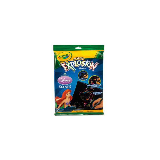 Crayola - Colour Explosion Disney Princess
