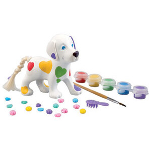 Photo of Crayola - Colour and Style Puppy Toy