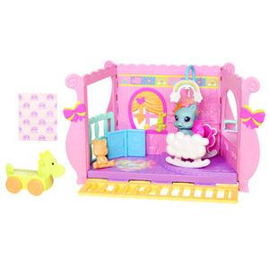 Photo of My Little Pony - Newborn Cuties - Little Rainbow Dash's Room Toy
