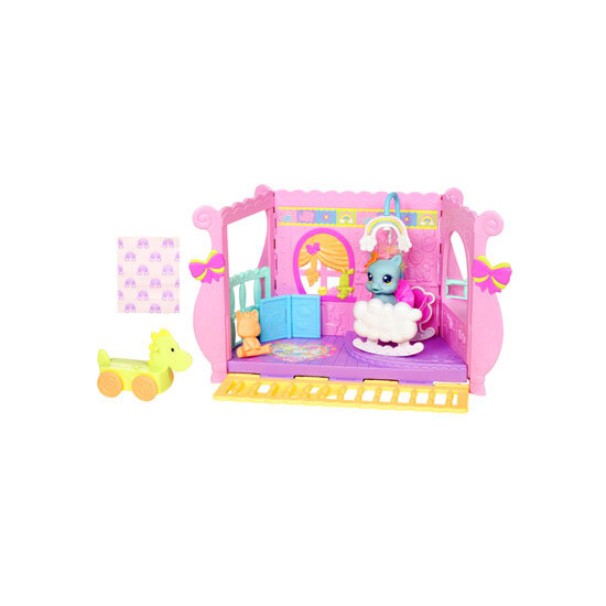 My Little Pony - Newborn Cuties - Little Rainbow Dash's Room