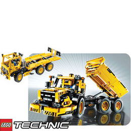 Lego Technic - Hauler 8264 Reviews