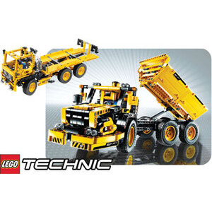 Photo of Lego Technic - Hauler 8264 Toy