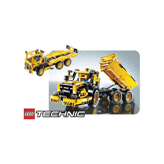 Lego Technic - Hauler 8264