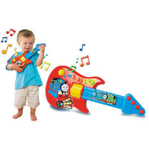 Photo of Thomas & Friends - Thomas Rock & Roll Guitar Toy