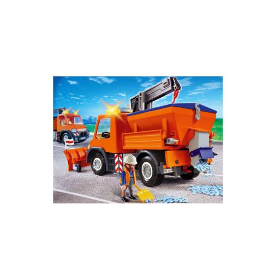 Playmobil - Road Maintenance Truck 4046