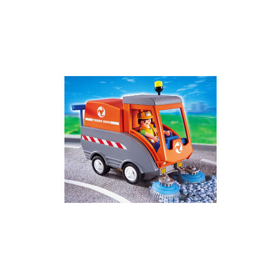 Playmobil - Road Sweeper 4045