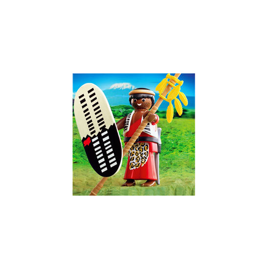 Playmobil - Masai Warrior 4685