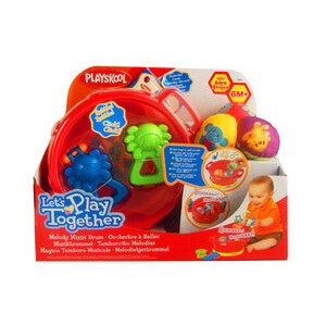 Photo of Playskool Melody Mixin' Drum Toy