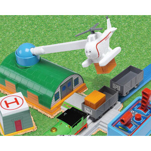 Photo of Tomy Thomas & Friends Harold Cargo Delivery Toy