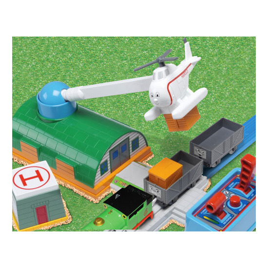 Tomy Thomas & Friends Harold Cargo Delivery