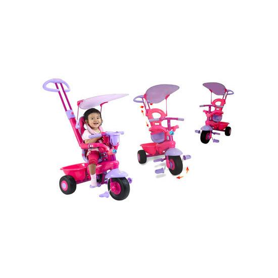 3-in-1 Smart Trike