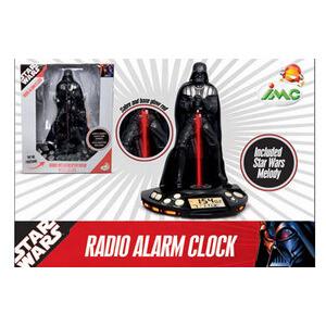 Photo of Star Wars Darth Vader Radio Alarm Clock Radio