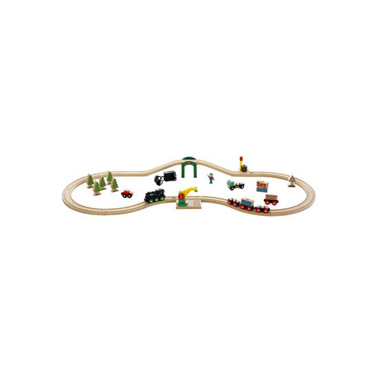 Brio Rechargeable Engine Set