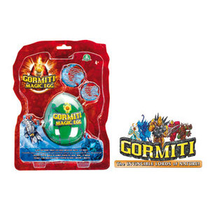 Photo of Gormiti Magic Egg Toy