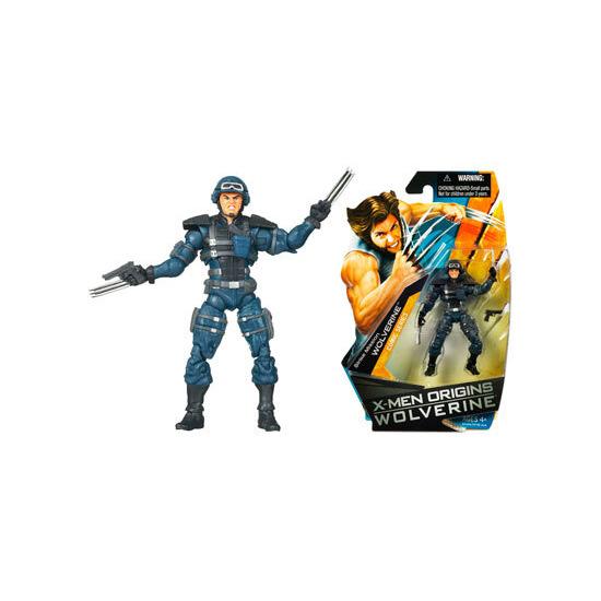 Wolverine Action Figures - Strike Mission Wolverine