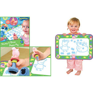 Photo of Stamp 'N' Draw Peppa Pig Toy