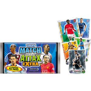 Photo of Match Attax Extra Trading Card Game  08/09 Toy