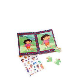 Dora the Explorer Jigsaw Activity Book Reviews