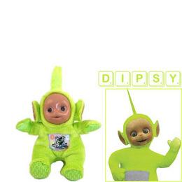 Teletubby Bean Toy - Dipsy Reviews