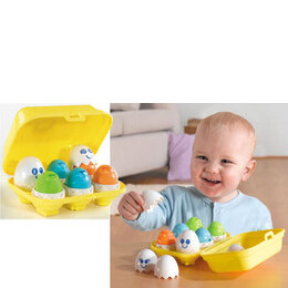 Tomy - Hide 'n' Squeak Eggs Reviews