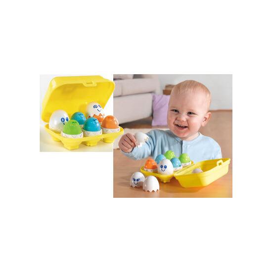 Tomy - Hide 'n' Squeak Eggs
