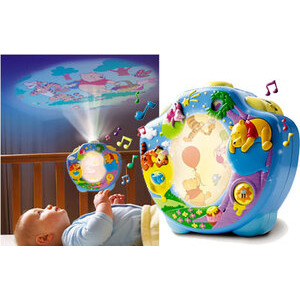 Photo of Tomy - Winnie The Pooh Sweet Dreams Lightshow Toy