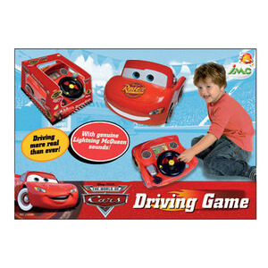 Photo of Disney Pixar Cars Driving Game Toy
