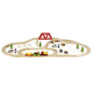 Photo of Brio Train & Farm Set Toy