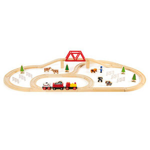 Photo of Brio Countryside Train Set Toy