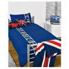 Photo of Bedcrest Boys Flag Cushion Bed Linen