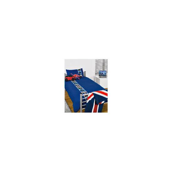 Bedcrest Boys Flag Cushion