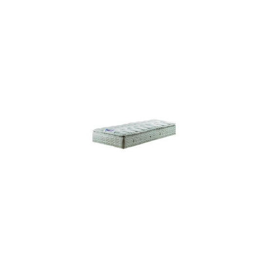 Silentnight Miracoil 3-Zone Pillowtop Alaska Single Mattress