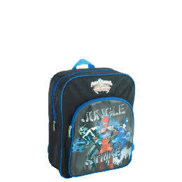 Power Rangers Jungle Fury Backpack Reviews