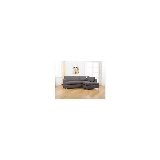 Loft right hand facing Corner Chaise Sofa, Mink