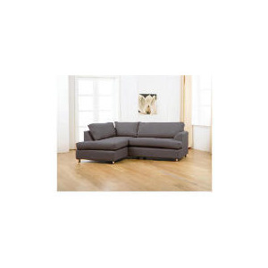 Photo of Loft Left Hand Facing Corner Chaise Sofa, Mink Furniture