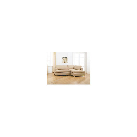 Loft right hand facing Corner Chaise Sofa, Natural