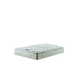 Silentnight Miracoil 3-Zone Pillowtop Alaska 4Ft 6inch Mattress Reviews
