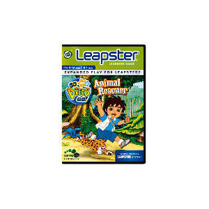 Photo of Leapfrog Leapster 2 Go Diego Go Software Games Console Accessory