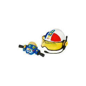 Photo of Playskool Helmet Heros Racing Car Driver Toy