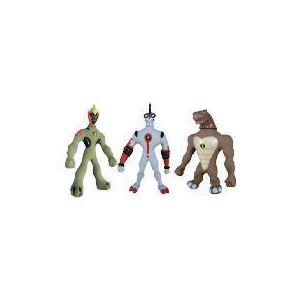 Photo of Ben 10 Alien Force Waybig Stretch Figure Toy