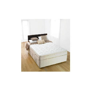 Photo of Sealy Posturepedic Silver Dream Deluxe King 4 DRW Divan Set Bedding
