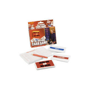 Photo of Deal Or No Deal Card Game Toy